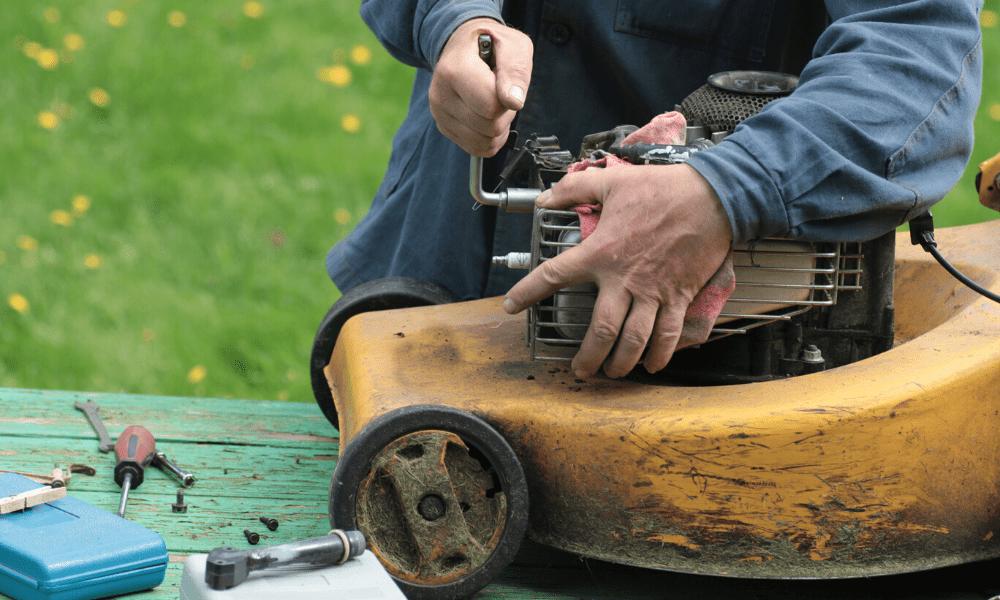 Maintenance des matériels | Option C – Matériels d'espaces verts